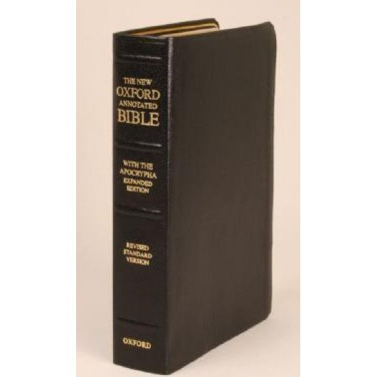 New Oxford Annotated Bible-RSV