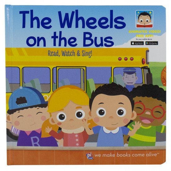 The Wheels on the Bus: My FirstVideo