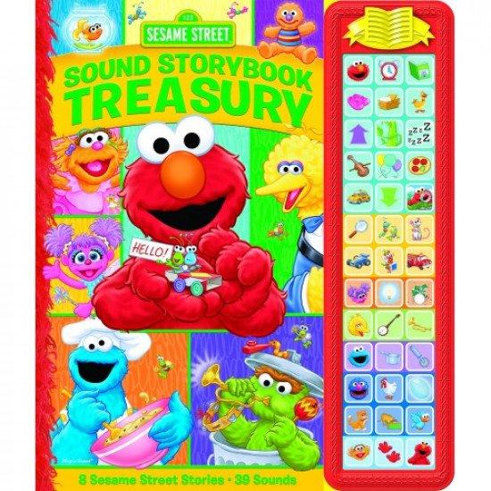 Sesame Street, Sound Storybook Treasury